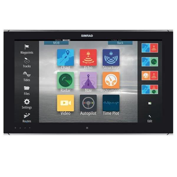 simrad mo24 t monitor 1000nits kombi instrumenter simrad mo24 t monitor 1000nits from palby. Black Bedroom Furniture Sets. Home Design Ideas
