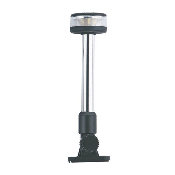 Lanternemast LED 12v, 225mm