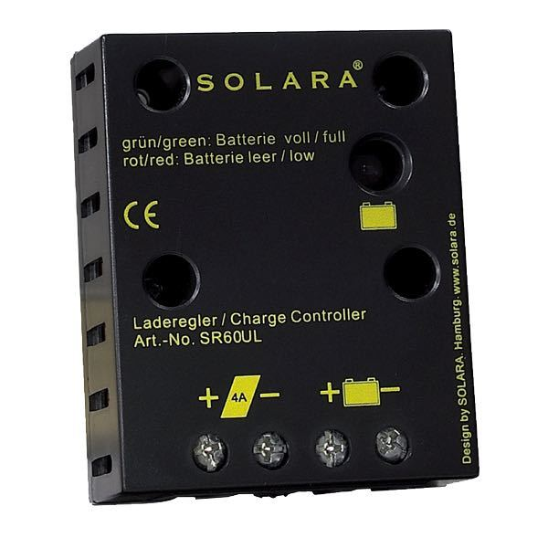 Solara Regulator 60wp 12v