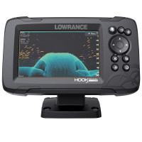 Lowrance hook reveal 7 tripelshot