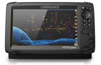 Lowrance hook reveal 9 tripelshot