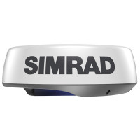 Simrad halo24 radar m/10m kabel