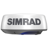 Simrad radar halo20+