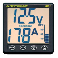 Nasa clipper bm-1 batteri monitor 12v