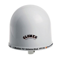 Glomex v9126 agc tv antenne m/kabel,