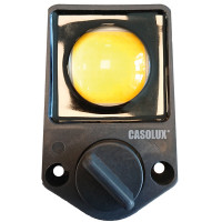 Casolux underwater drain light blå 12v