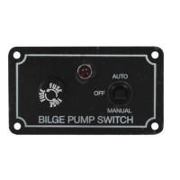 Pumpepanel 12v