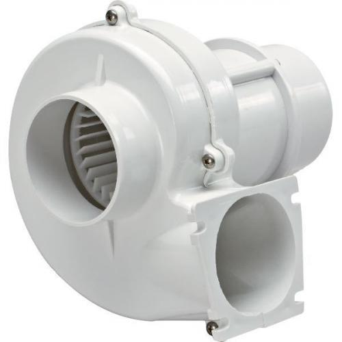 Motorrums ventilator
