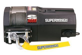 Superwinch s4000 1820kg 24v.