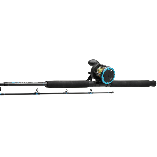 Kinetic blue ocean boat 66″ 30-50lbs