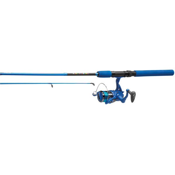 Kinetic kids fishing spin 56″ 4-20g blå
