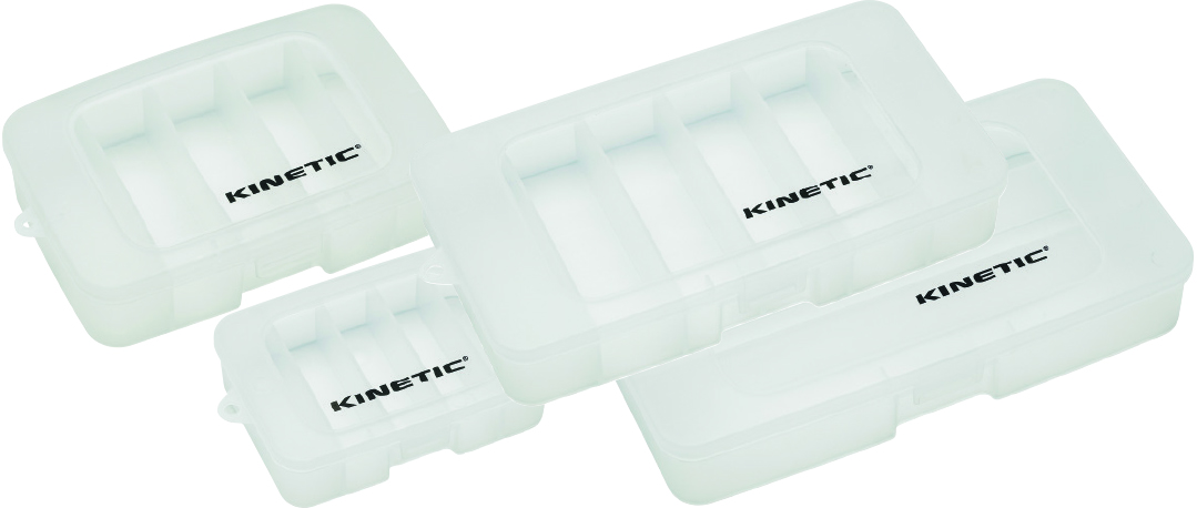 Kinetic crystal box system stor