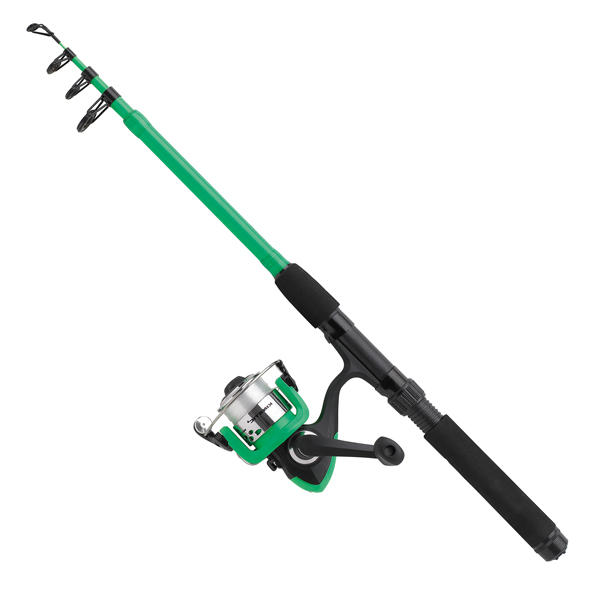 Kinetic lille viking go fishing 56″ spin  4-