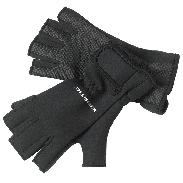Kinetic neoprene handske ″half finger″