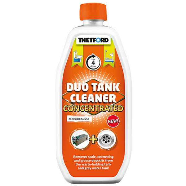 Toiletvæske thetford duo tank cleaner concentrared