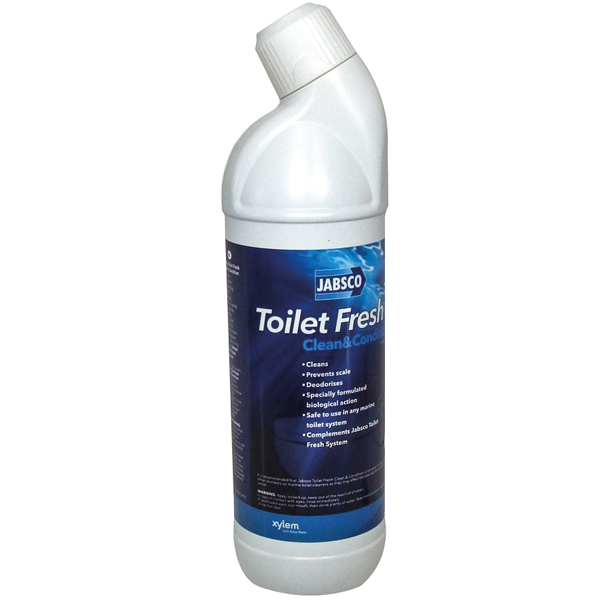 Jabsco toilet fresh clean 1l