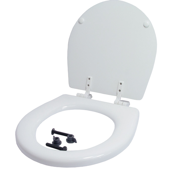 Jabsco 29127-1000 toiletsæde til regular toilet