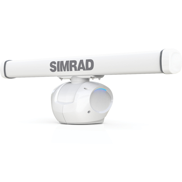 Simrad halo 4 radar, med ri-12 interface boks & 20