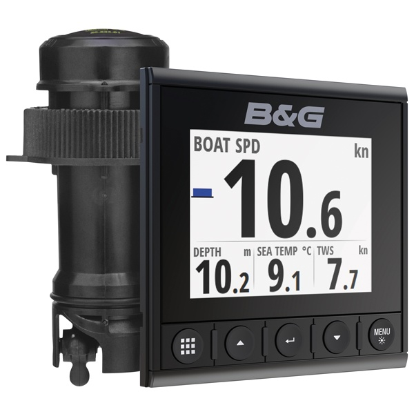 B&g triton2 speed/depht (display+dst800+2000 start