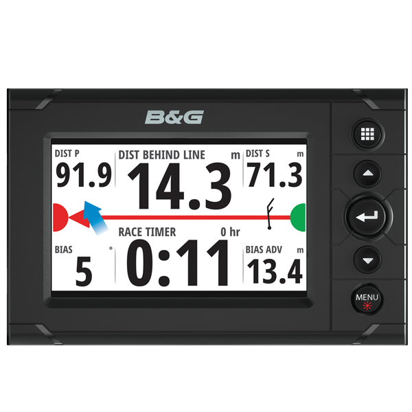 B&g h5000 graphic display