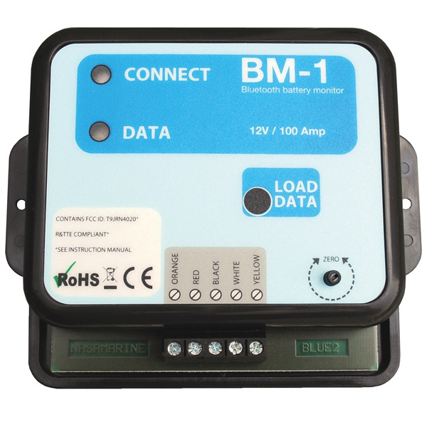 Nasa bm-1 bluetooth batteri monitor
