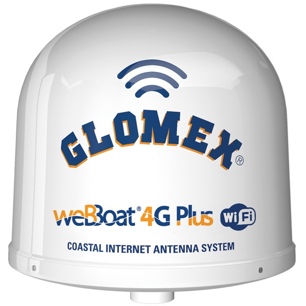 Glomex webboat 4g antenne it1004 �25cm h-30cm