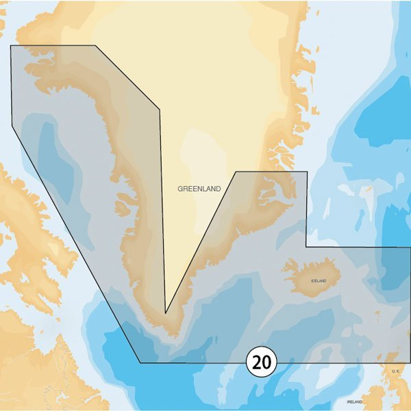 Navionics plus 20xg sd/msd