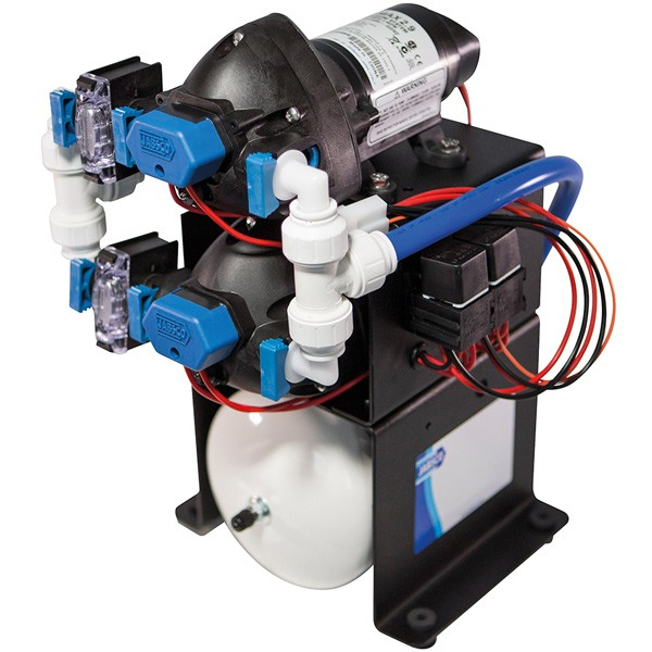 "Jabsco 52530-1000 ""double stack water system"" 12v"