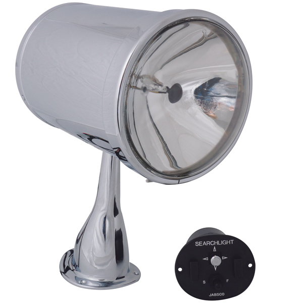 Searchlight 7 chrome 12v