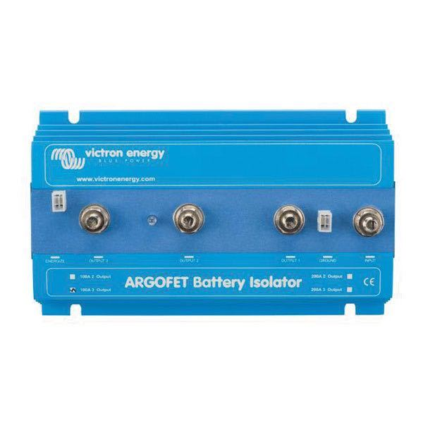 Ron argofet batteri isolator 200amp. 2 udg. 12/24v