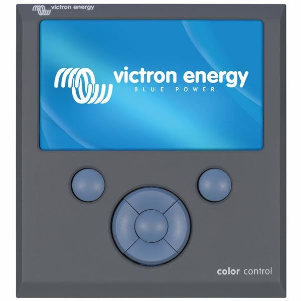 Victron color kontrolpanel for victron produkter