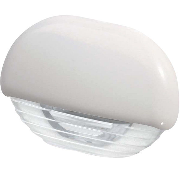 Hella easy fit led lampe ip67 hvid    12v/24v-hvid