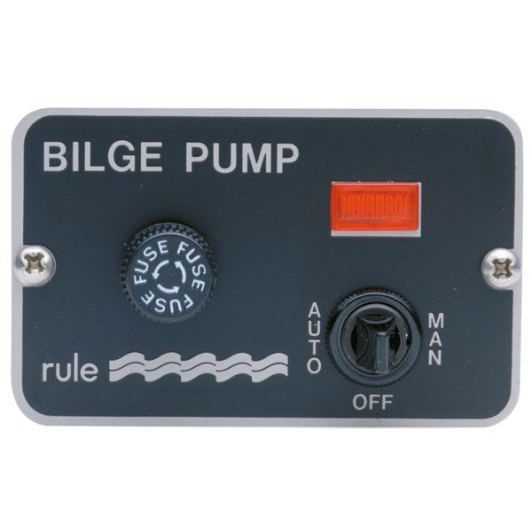 Jabsco 42 Rule pumpepanel 24v