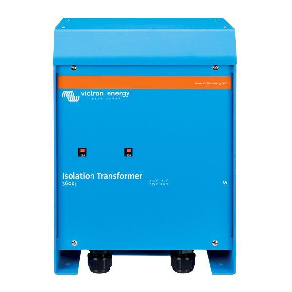 Isolations transformator 2000w 8.5amp. 230v