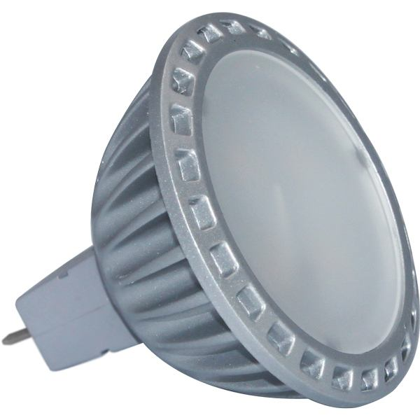 Nauticled spot mr16 ø50mm 10-30vdc 5/30 watt 120 g