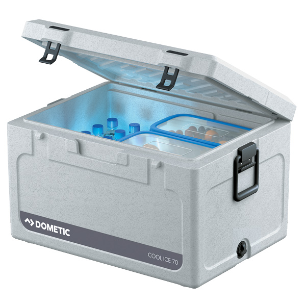 Dometic cool-ice ci 70 isoleringsboks, 71l 690 x 4