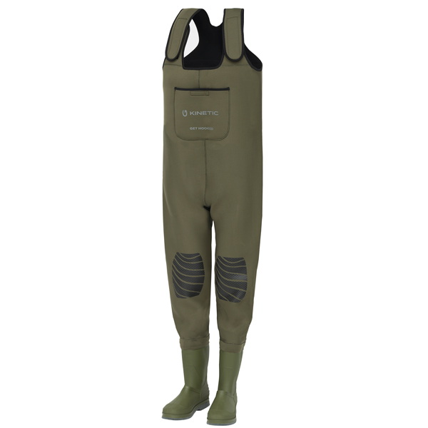 Kinetic neogaiter neopren waders 40-41