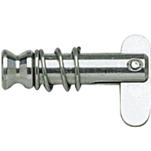 Splitbolt m/knæklås   6,4x19mm