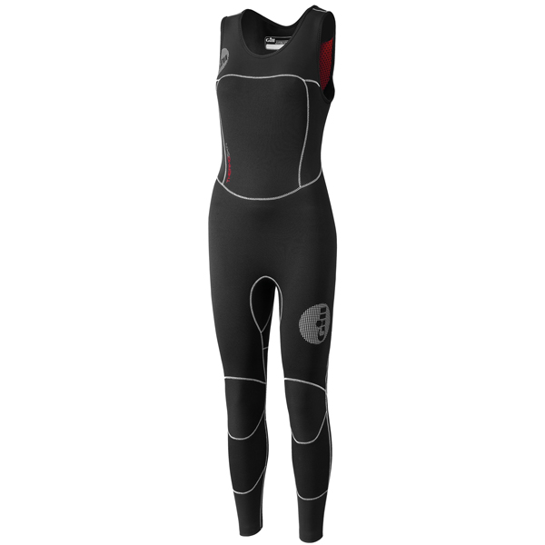 Gill 4614w dame thermoskin skiff suit str 14