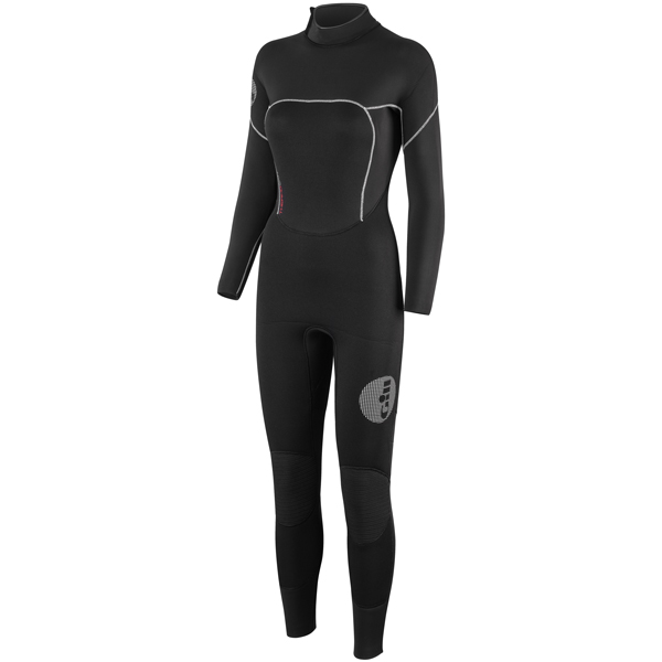 Gill 4609w dame thermoskin suit str 16
