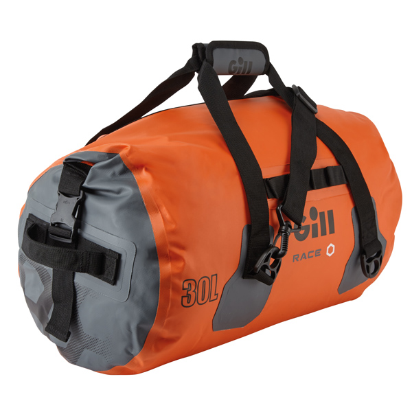 Gill rs19 race bag orange 30 l