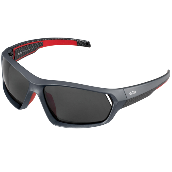 Gill rs15 race solbrille graphite