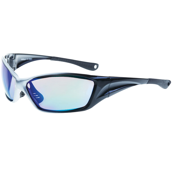 Sports solbrille sort