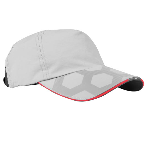 Gill rs13 race cap silver