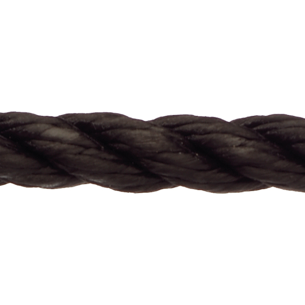 Robline cormoran 10 mm sort 200 meter