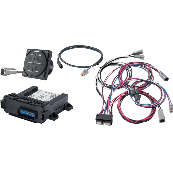 Lenco auto glide kit