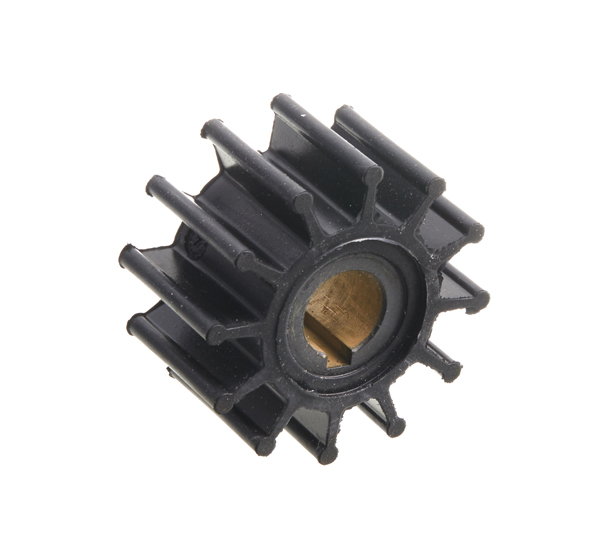 Impeller type 3 - øa=15,93 h=31,6 ø=57 lam=12 (*/o