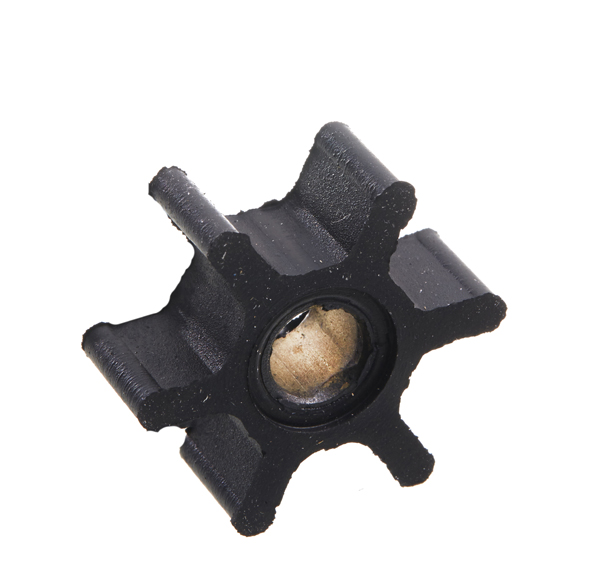 Impeller type 4 - øa=8 h=11,9 ø=31,3 lam=6 (-/o)