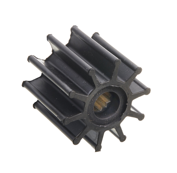 Impeller type 2 - øa=14,29 h=50,25 ø=57,18 lam=10