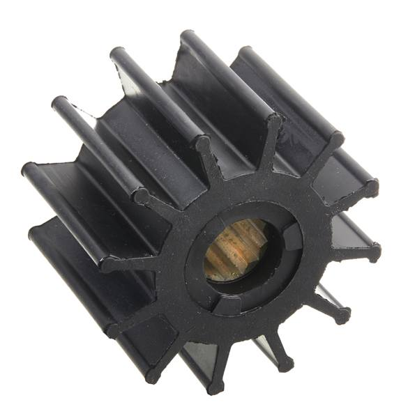 Impeller type 2 - øa=22,5 h=63,1 ø=95 lam=12 (-/o)